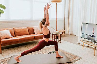 taller hatha yoga online